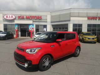 Used 2017 Kia Soul SX TURBO TECH **TOIT PANO, GPS, CUIR, WOW 23000KM* for sale in Mcmasterville, QC