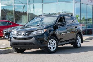Used 2015 Toyota RAV4 DEAL PENDING LE FWD BLUETOOTH CRUISE AUTO FWD BLUETOOTH CRUISE for sale in Lachine, QC