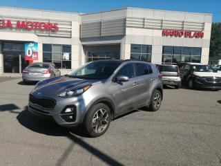 Used 2020 Kia Sportage EX AWD **TOIT PANORAMIQUE **VOLANT CHAUFFANT for sale in Mcmasterville, QC