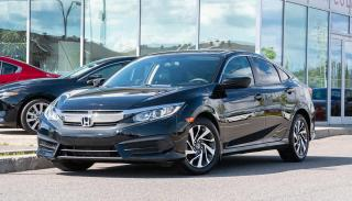Used 2016 Honda Civic EX DEAL PENDING TOIT BAS KM AUTO MAGS TOIT OUVRANT CAMERA RECUL BLUETOOTH++ for sale in Lachine, QC