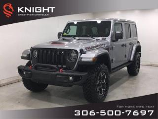New 2020 Jeep Wrangler Unlimited Rubicon Recon | Leather | Navigation | for sale in Regina, SK