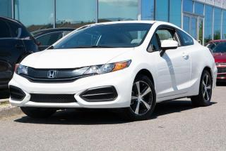 Used 2015 Honda Civic DEAL PENDING LX AUTO MAGS 8 PNEUS AUTO AC MAGS BLUETOOTH CAM RECUL++ for sale in Lachine, QC