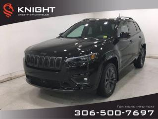 New 2020 Jeep Cherokee High Altitude 4x4 | Leather | Sunroof | Navigation | for sale in Regina, SK