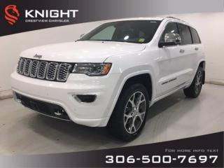 New 2020 Jeep Grand Cherokee Overland | Leather | ProTech Group | Sunroof | Navigation | for sale in Regina, SK