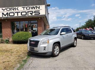 Used 2013 GMC Terrain R.CAM/AUTO/AWD/SLE/NO ACC/1 OWNR for sale in North York, ON
