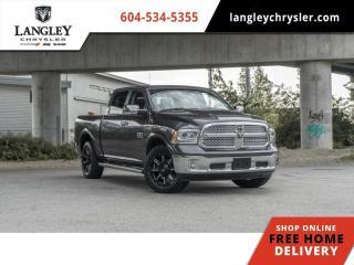 Used 2015 RAM 1500 Laramie  Eco Diesel / Loaded / Single Owner for sale in Surrey, BC