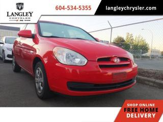 Used 2008 Hyundai Accent GL W/SPORT PKG  Wholesale / Manual / Low KM for sale in Surrey, BC