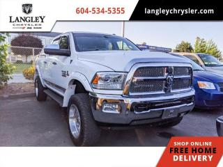 Used 2016 RAM 3500 SLT  2.5 Level Kit / Tire & Rim Pkg / Backup Camera for sale in Surrey, BC