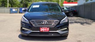 Used 2017 Hyundai Sonata 2.4L Sport Tech for sale in Brampton, ON