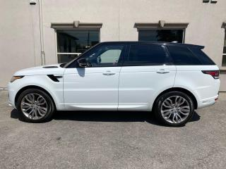 Used 2017 Land Rover Range Rover Sport Autobiography V8 SC Dynamic for sale in Toronto, ON