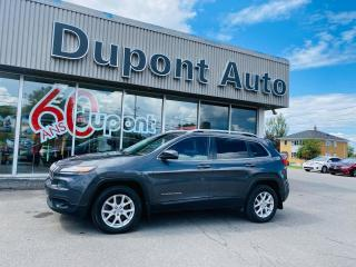 Used 2016 Jeep Cherokee 4 RM, 4 portes, North for sale in Alma, QC