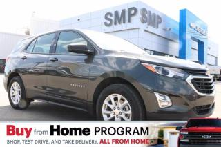 Used 2018 Chevrolet Equinox LS - Heated Seats, Remote Start, Hitch for sale in Saskatoon, SK