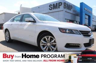 Used 2019 Chevrolet Impala LT- Heated Leather, Remote Start, Back Up Camera for sale in Saskatoon, SK