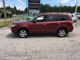 Used 2009 Subaru Forester X w/Premium Pkg for sale in Newmarket, ON