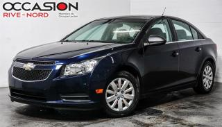 Used 2011 Chevrolet Cruze Automatique A/C+++ for sale in Boisbriand, QC