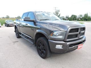 Used 2016 RAM 2500 Laramie Diesel Sunroof New tires for sale in Gorrie, ON