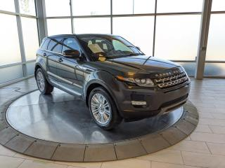 Used 2013 Land Rover Evoque PRESTIGE MODEL - NO ACCIDENTS! for sale in Edmonton, AB