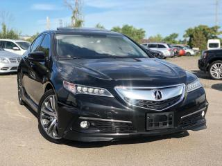 Used 2016 Acura TLX V6 Elite A-SPEC for sale in Oakville, ON