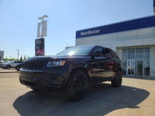 Used 2015 Jeep Grand Cherokee LEATHER/DVDS/SUNROOF/HEATED SEATS/POWER LIFTGATE for sale in Edmonton, AB