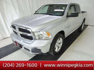 Used 2019 RAM 1500 Classic SLT *Accident Free*Bluetooth*R Cam* for sale in Winnipeg, MB