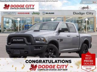 New 2019 RAM 1500 Classic Warlock for sale in Saskatoon, SK