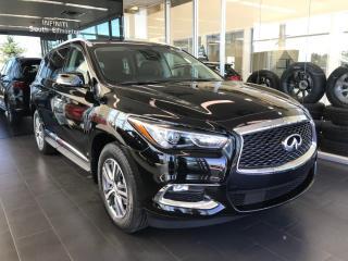 New 2020 Infiniti QX60 PURE for sale in Edmonton, AB