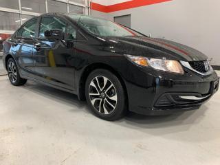 Used 2015 Honda Civic Sedan EX for sale in Red Deer, AB