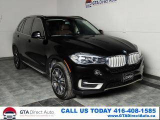 Used 2017 BMW X5 xDrive35d Diesel 7-PASS X-Line NAV PANO Certified for sale in Toronto, ON