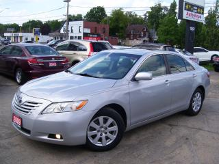 Used 2009 Toyota Camry SE,LOW KM'S,LEATHER,SUNROOF,BLUETOOTH,FOG LIGHTS for sale in Kitchener, ON