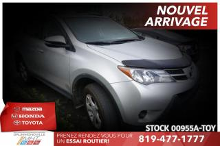 Used 2015 Toyota RAV4 1 PROPRIO| MAGS| DOSSIER ENTRETIEN COMPLET for sale in Drummondville, QC