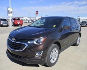 New 2020 Chevrolet Equinox LT AWD/ HEATED SEATS/ REMOTE START/ LANE KEEP ASSI for sale in Estevan, SK