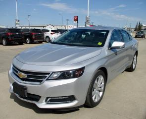 Used 2019 Chevrolet Impala LT for sale in Estevan, SK