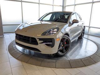 New 2020 Porsche Macan GTS for sale in Edmonton, AB