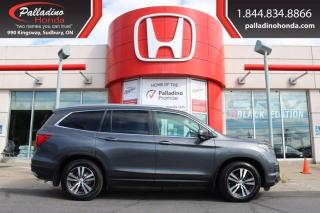 Used 2016 Honda Pilot EX-L for sale in Sudbury, ON