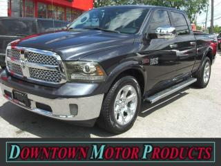 Used 2014 RAM 1500 Laramie 4WD Crew Cab for sale in London, ON