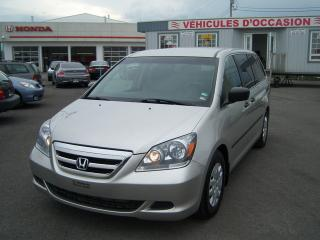 Used 2007 Honda Odyssey LX for sale in St-Jean-Sur-Le-Richelieu, QC