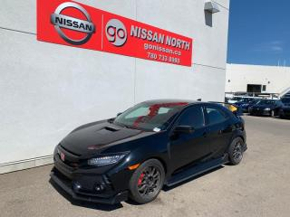Used 2017 Honda Civic Type R 4dr FWD Hatchback for sale in Edmonton, AB