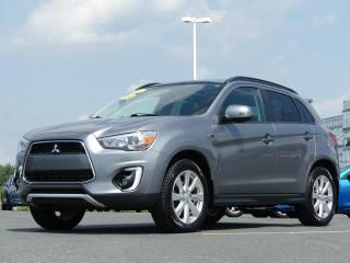 Used 2015 Mitsubishi RVR GT AWD TOIT  PANORAMIQUE! for sale in St-Georges, QC