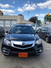 Used 2012 Acura RDX Tech Pkg for sale in Winnipeg, MB