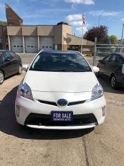 Used 2012 Toyota Prius Touring for sale in Winnipeg, MB
