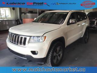 Used 2011 Jeep Grand Cherokee Limited for sale in Winnipeg, MB