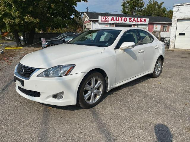 2009 Lexus IS 250 Automatic/Paddle Shift/AS IS Special