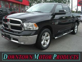 Used 2016 RAM 1500 SLT 4WD Crew Cab for sale in London, ON