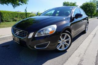 Used 2013 Volvo S60 T6 AWD / 1 OWNER / NO ACCIDENTS / DEALER SERVICED for sale in Etobicoke, ON
