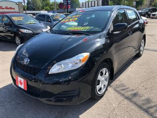 Used 2010 Toyota Matrix XR for sale in Scarborough, ON
