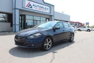Used 2015 Dodge Dart GT for sale in Calgary, AB
