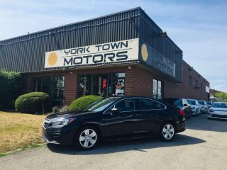 Used 2018 Subaru Legacy AWD/Auto/R.Cam/1Owner/NoAcc for sale in North York, ON