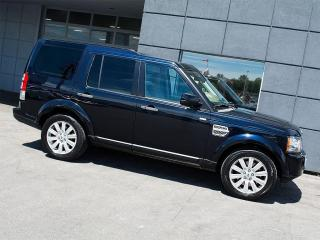 Used 2012 Land Rover LR4 LUX|NAVI|REARCAM|PANOROOF|7 SEATS for sale in Toronto, ON