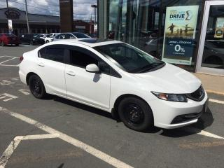 Used 2013 Honda Civic EX - manual transmission for sale in Halifax, NS