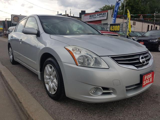 2010 Nissan Altima 2.5 S-EXTRA CLEAN-PUSH START-AUX-MUST SEE!!!